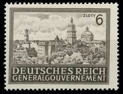 GENERALGOUVERNEMENT 1943 Nr 115 Postfrisch X889F4A - Besetzungen 1938-45
