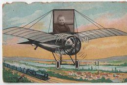 Carte Postale Avion Avec Photo Enfant Par G.Gossens.......................T1 - Scènes & Paysages