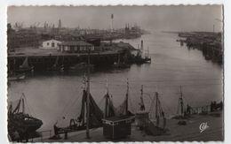 Carte Postale Véritable Photo Dunkerque Le Chenal......................T1 - Dunkerque