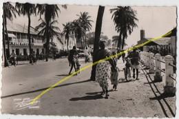 Carte Postale Photo Cotonou Au Bénin, Afrique, Cotonou Centre.....................T1 - Benin