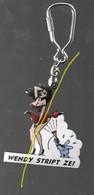 Porte Clefs Pin-ups , BD Wendy Stript Ze (YURG), Très Rare......BT10 - Key-rings