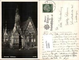 609881,Breslau Rathaus - Schlesien