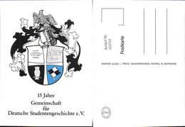 609764,Studentika Studentica Deutsche Studentengeschichte Wappen Couleur - Schulen