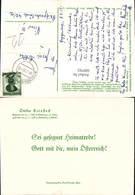609763,Studentika Studentica Ottokar Kernstock Werke Spruch Stp. Sitzendorf - Schulen