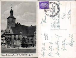 609573,Brandenburg An Der Havel Neustadt Neustädter Rathaus - Deutschland