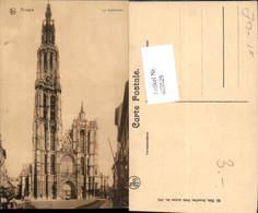 609529,Anvers Antwerpen Flandern Cathedrale - Ohne Zuordnung