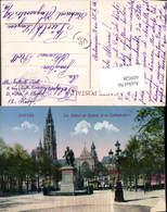 609528,Anvers Antwerpen Flandern La Statue Rubens Cathedrale Feldpost 11. Bayerische - Ohne Zuordnung