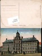 609525,Anvers Antwerpen Flandern Stadhuis En Standbeeld Brabo - Ohne Zuordnung