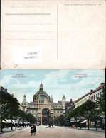 609519,Anvers Antwerpen Flandern Avenue De Kayser Straßenansicht - Ohne Zuordnung