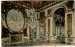 5THS 17 CPA - PALAIS DE VERSAILLES - LE SALON DE LA GUERRE - Versailles (Kasteel)