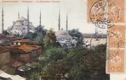 Türkei: 1912:  Ansichtskarte Constantinople - Turkey