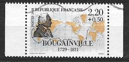 FRANCE 2521 Grands Navigateurs Français : Bougainville - Gebruikt