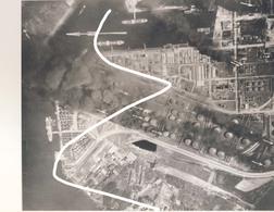 13 KG 54 Luftwaffe He 111 Mei 1940 Aaanval Op Rotterdam. Repro - 1939-45