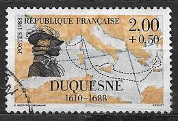 FRANCE 2517 Grands Navigateurs Français : Duquesne - France