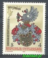 Austria 1982 Mi 1701 MNH ( ZE1 AST1701 ) - Briefmarken