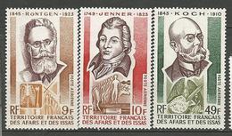 AFARS ET ISSAS PA N° 91 Et 93 NEUF** LUXE SANS CHARNIERE / MNH - Afars Et Issas (1967-1977)