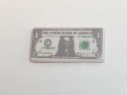 FEVE I LOVE NEW YORK, BILLET DE 1 DOLLAR - Pays