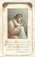 CANIVET IMAGE RELIGIEUSE  RECEVEZ JESUS DANS SON SACREMENT - Andachtsbilder