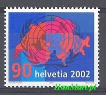 Switzerland 2002 Mi 1801 MNH ( ZE1 SWT1801 ) - Geography