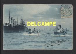 DD / BATEAUX / REMORQUEURS ET CARGOS / 1904 - Remorqueurs