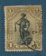 Borneo Yvert N° 52 - Bornéo Du Nord (...-1963)