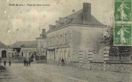 BOCE (M Et L) Place De L'Hotel De Ville  RV - France