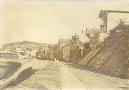 14 - PORT EN BESSIN - Ancien Cliché Du Port. - Port-en-Bessin-Huppain