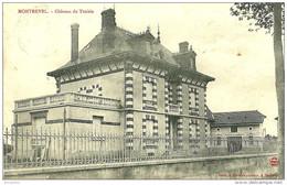 Montrevel. Le Chateau Du Tonkin à Montrevel. - France