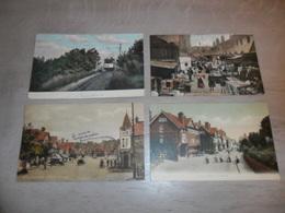 Lot De 60 Cartes Postales D' Angleterre  England       Lot Van 60 Postkaarten Van Engeland  - 60 Scans - 5 - 99 Cartes
