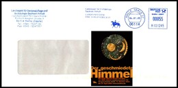 Bund / Germany: 'Landesamt Für Archäologie - Vignette Himmelsscheibe - Halle' / 'Nebra Sky Disk', 2005 - Archeologia