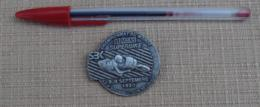 007, Transport Moto, Badge Médaille Insigne Le Mans Superbike 1990 - Motos