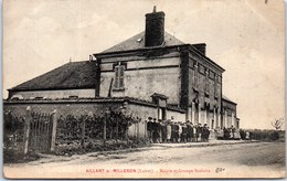 45 AILLANT SUR MILLERON - Mairie Et Groupe Scolaire. - France