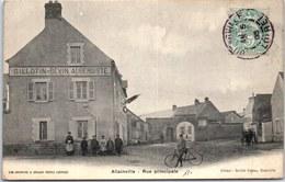 45 ALLAINVILLE - La Rue Principale. - France