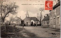 45 ARRABLOY - La Place De L'église - France