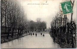 45 ARTENAY - L'abreuvoir - Artenay