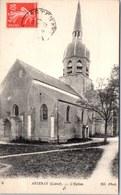 45 ARTENAY - L'église - Artenay