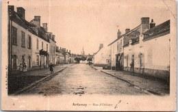 45 ARTENAY - Rue D'orleans (pli En Haut) - Artenay