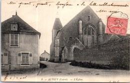 45 AUTRUY - L'église. - France