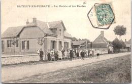 45 BATILLY EN PUISAYE - La Mairie Et Les écoles. - France