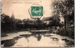 45 BATILLY EN PUISAYE - Les Fontaines Et Le Lavoir. - France