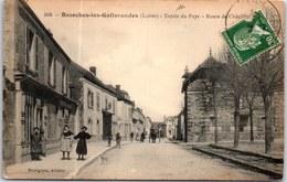 45 BAZOCHES LES GALLERANDES - Entrée Du Pays - Route De Chatillon - France