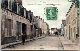 45 BAZOCHES LES GALLERANDES - La Grande Rue (coupure En Haut) - France