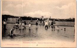 45 BEAUGENCY - La Plage, Bains De L'hotel Du Chene Vert. - Beaugency