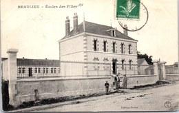 45 BEAULIEU - écoles Des Filles - France