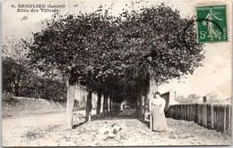 45 BEAULIEU - Allée Des Tilleuls. - France