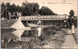 45 BEAULIEU - Un Coin Du Canal. - France