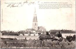 45 BEAUNE LA ROLANDE - Vue Générale, L'église. - Beaune-la-Rolande