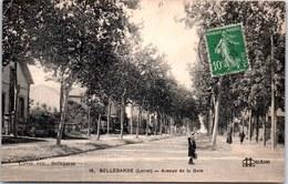 45 BELLEGARDE - Avenue De La Gare - France