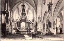 45 BAZOCHES LES GALLERANDES - Intérieur De L'église. - France