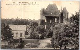 45 BELLEGARDE - Le Château, Le Donjon Seul Reste Du Château Fort - France